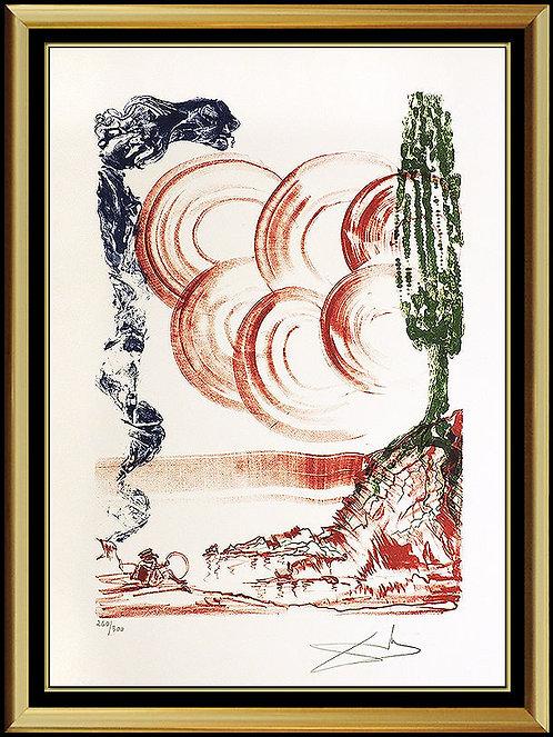 """""""Atomo"""" by Salvador Dali"""