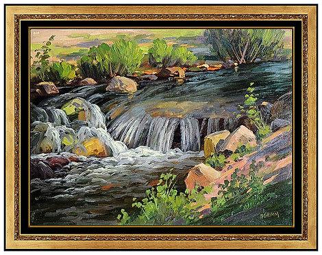 """""""Bishop Creek"""" by Paul Grimm"""