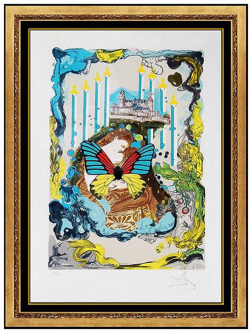 """Courtesan"" by Salvador Dali"