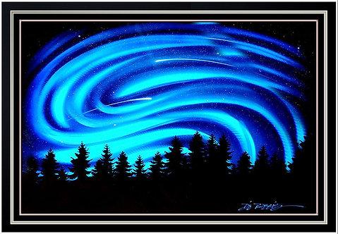 """""""Northern Lights Original"""" by Chris DeRubeis"""
