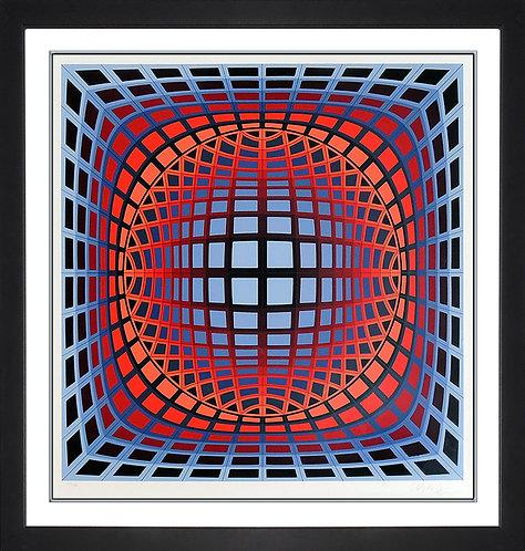 """""""Uran"""" by Victor Vasarely"""