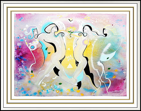 """""""The Original Universal Heartbeat"""" by Andrea Smith"""