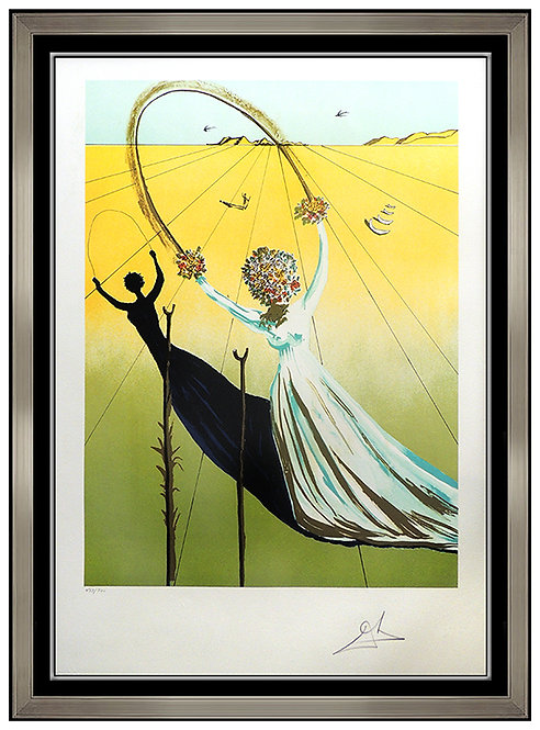 """Dream Passage"" by Salvador Dali"