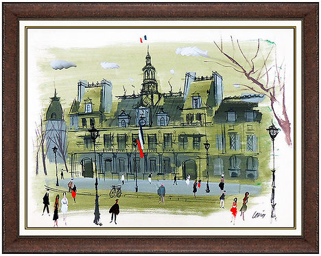 """""""Hotel de Ville"""" by Charles Levier"""