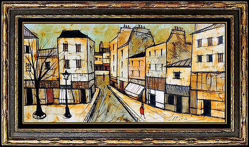 """""""Original Walking The Original Streets of Love"""" by Charles Levier"""