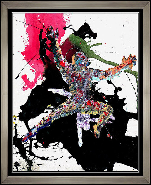 """Supercalifragilistic"" by Mark Kostabi"