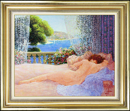 """""""Original Respos Estival"""" by Louis Fabien"""