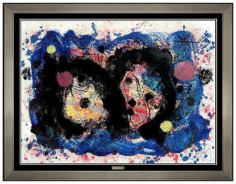 """""""Yeux de Feu"""" by Joan Miro"""