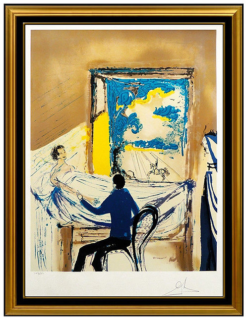 """""""The Doctor"""" by Salvador Dali"""