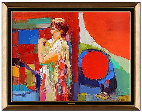 """Original Anna Maria"" by Nicola Simbari"