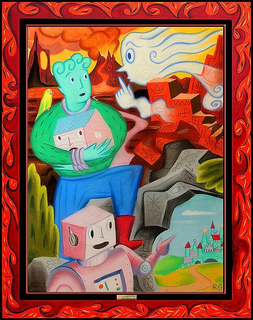 """The Secret"" by Rodeny Alan Greenblat"