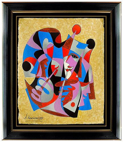 """""""Duet Original"""" by Anatole Krasnyansky"""