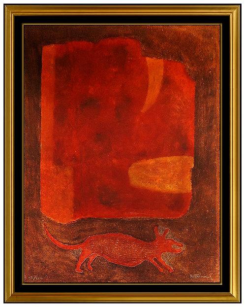 """Estela"" by Rufino Tamayo"