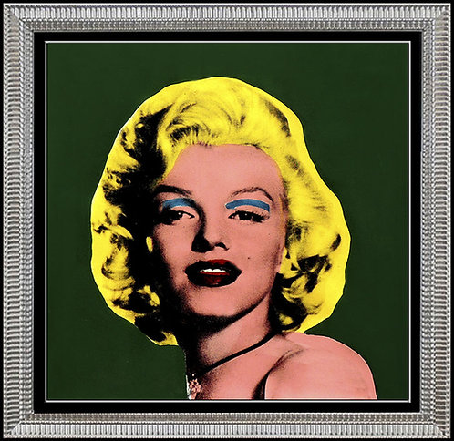 """Original Marilyn Monroe"" by Steve Kaufman"