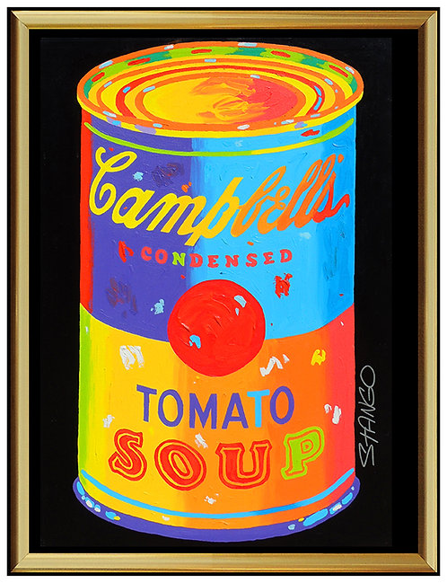 """Original Campbell's Tomato Soup"" by John Stango"
