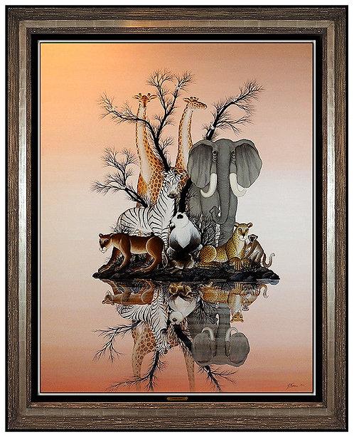"""Original Animal Kingdom"" by Gustavo Novoa"
