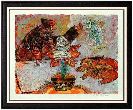 """""""La Petit Poucette"""" by Theo Tobiasse"""