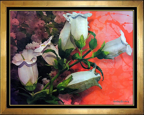"""""""Once More in Pink"""" by Yankel Ginzburg"""