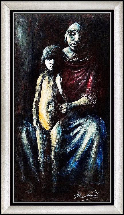 """Generations"" by Noel Rockmore"