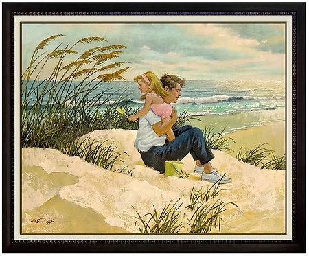 """Original Day with Daddy"" by Arthur Sarnoff"