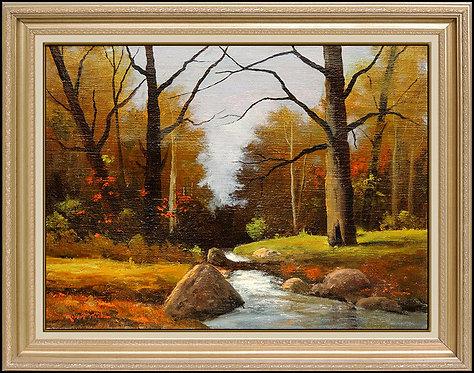 """""""Original Fall"""" by Robert William Wood"""