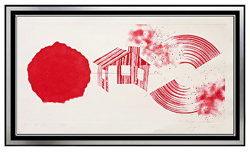 """Hot Lake"" by James Rosenquist"