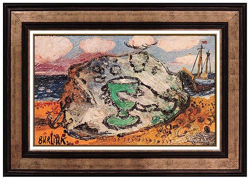 """""""Noon - 1948"""" by David Burlink"""