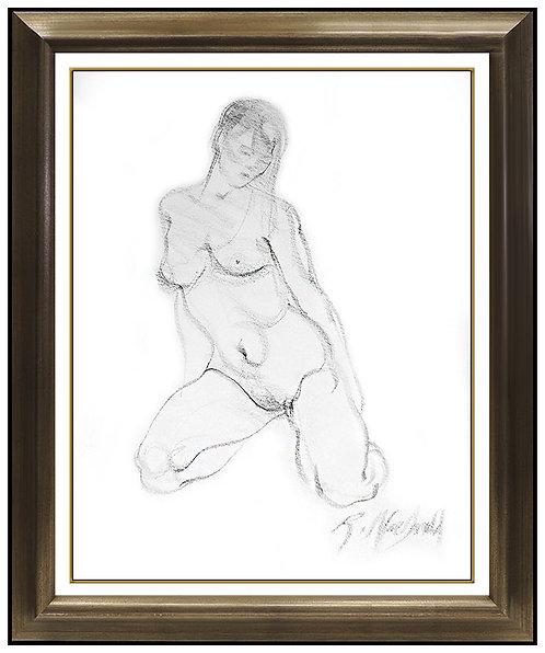 """Original Nude XXXI"" by Richard MacDonald"