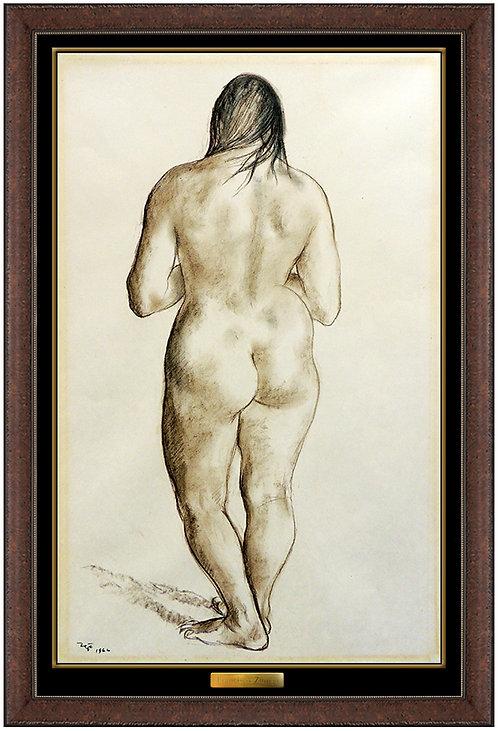 """""""Original Desnudo"""" by Francisco Zuniga"""