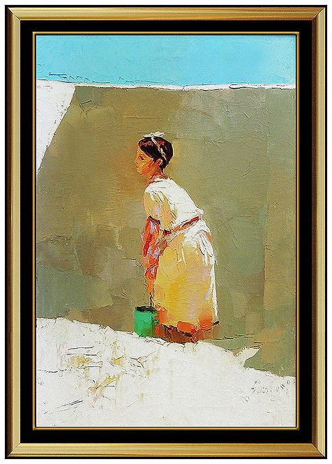 """Original Afternoon"" by Nicola Simbari"
