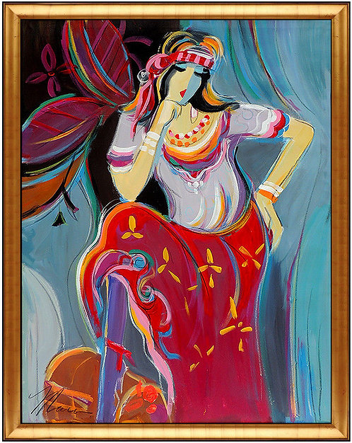 """Original Cafe Colour"" by Isaac Maimon"
