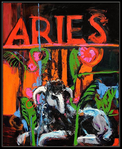 """""""Aries"""" by Henrietta Berk"""