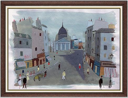 """""""L'Amour dans la Ville"""" by Charles Levier"""