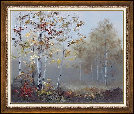 """""""Original Birch Tree"""" by Mitsuzo Shimizu"""