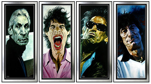 """The Rolling Stones Suite"" by Sebastian Kruger"