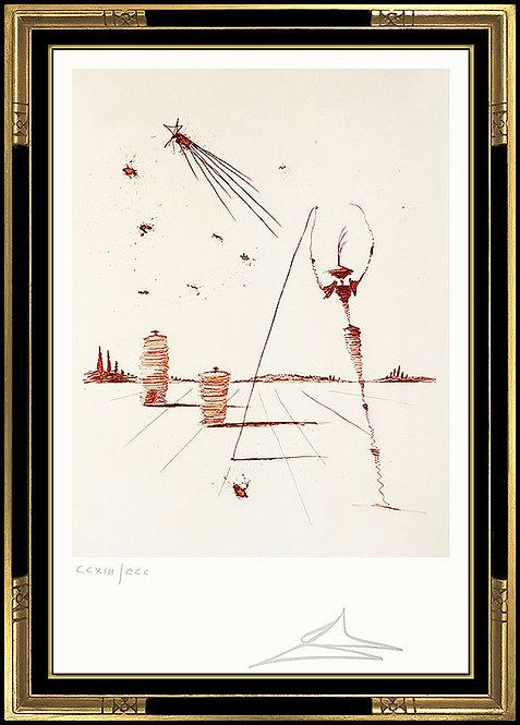 """L'astre - The Star"" by Salvador Dali"