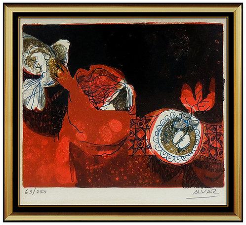 """""""Manzana y el Pajaro"""" by Sunol Alvar"""