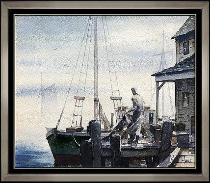 """""""Original Morning Catch"""" by John Cuthbert"""