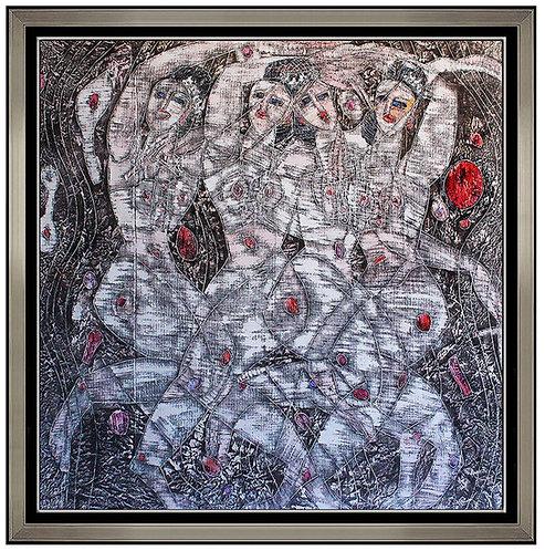 """""""Joy - Original"""" by Jiang Tie Feng"""