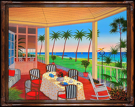 """Palm Beach Original"" by Fanch Ledan"