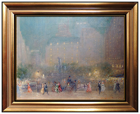 """The Plaza, New York City - Original"" by"
