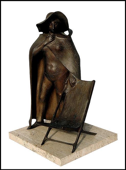 """""""Beach Chair"""" Harry Marinsky"""
