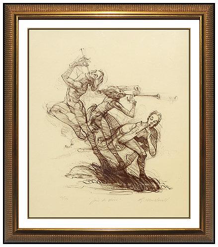 """Joie de Vivre"" by Richard MacDonald"