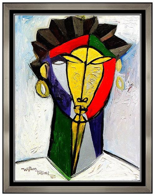 """""""Original Masked"""" by William Tolliver"""