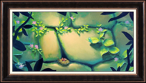 """Original Wall Friends"" by Rob Kaz"