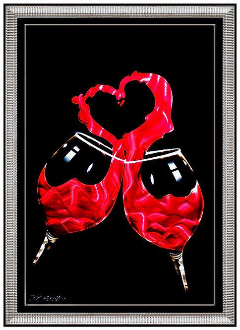 """""""Original Love Wine"""" by Chris DeRubeis"""