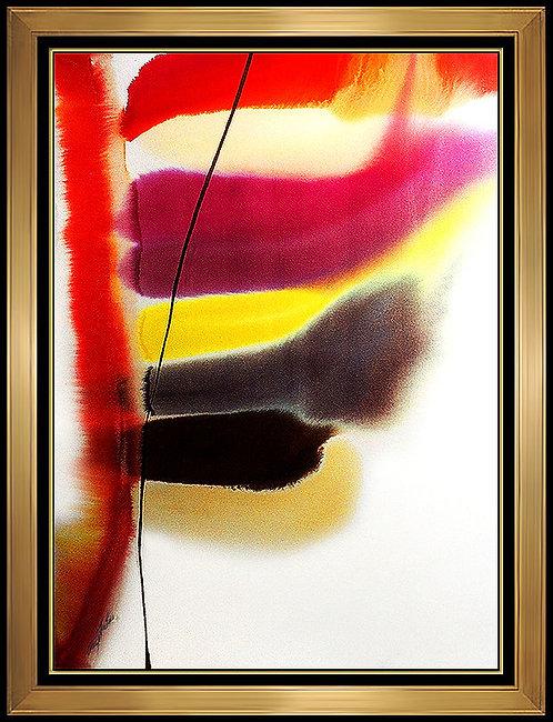 """Original Phenomena Diving Rod"" by Paul Jenkins"