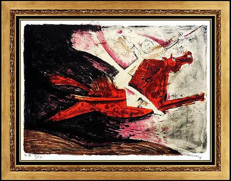 """""""Capitulo III"""" by Rufino Tamayo"""