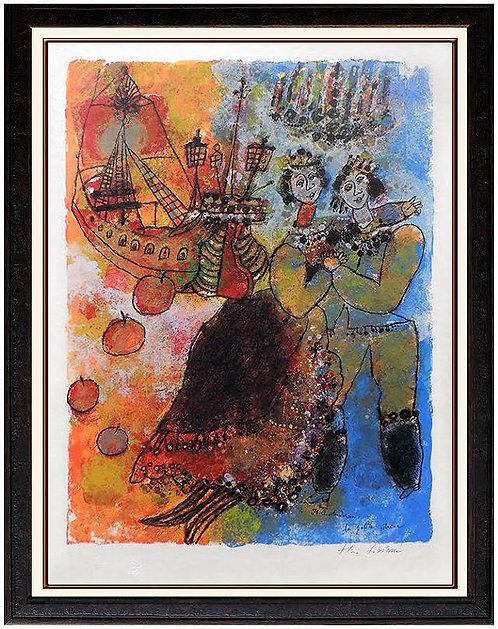 """""""La Petit Sirene"""" by Theo Tobiasse"""
