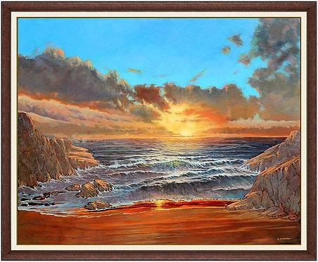 """""""Original Oregon Coast"""" by Roy Swenson"""
